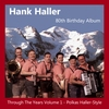 CD Hank Haller - Through The Years 1
